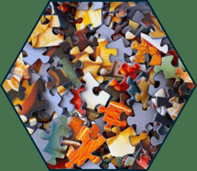 pièces puzzle egologic