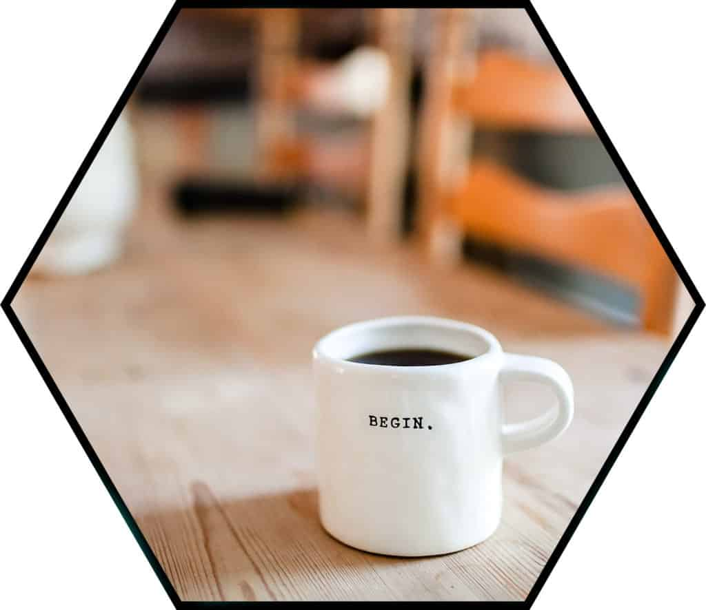tasse de café egologic ego-logic