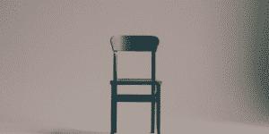 On n'a qu'une santé et c'est une chaise